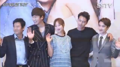 [ENGSUB]140715 Its Okay Its Love Presscon cut - D.O fan of Jo In Sung.mp4_000027560