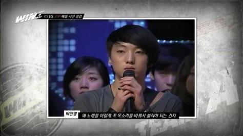 [ WIN - WHO IS NEXT ] episode 4_ YG vs JYP ! 배틀의 결과는-!.MP4_000429095