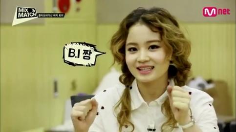 Mnet [MIX & MATCH] Ep.05- YG 여자 보컬과의 콜라보레이션 매치!.mp4_000155250