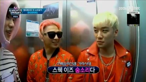 150702 Junior & BamBam (GOT7) - BIGBANG Cut @ M! Countdown_.mp4_000037766
