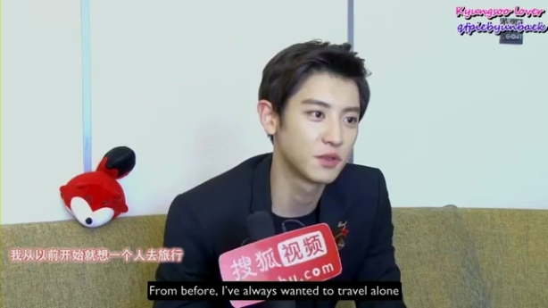 [ENG] 151124 Sohu Interview with Chanyeol.mp4_000357000